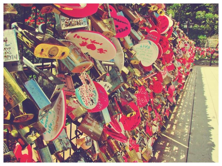 Pg Hill Love Locks