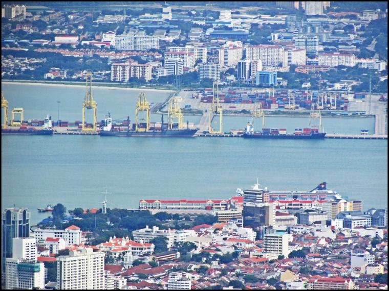 The Straits Ports