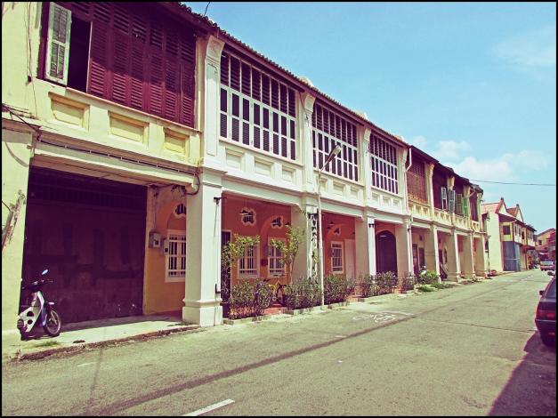 Malay Street Ghaut