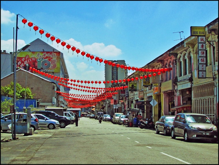 Presgrave Street View During CNY