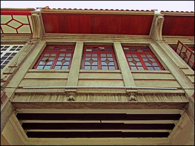 A Heritage House Facade