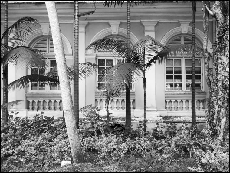 Monochrome Heritage Facades